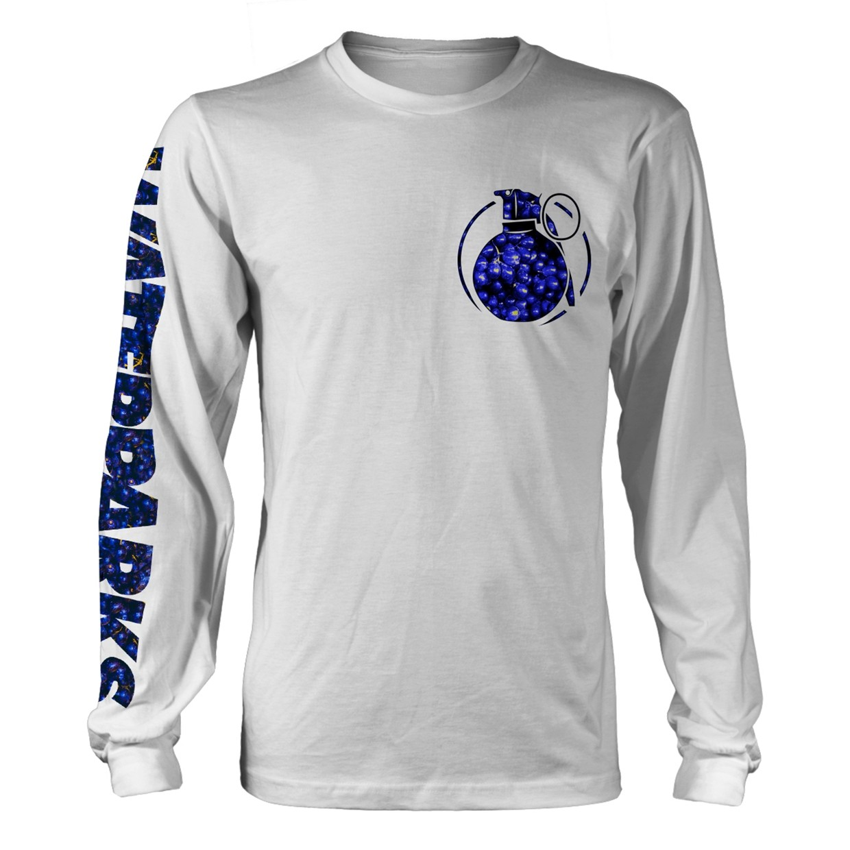 NEW MENS LONG SLEEVE SHIRT Double Dare Waterparks