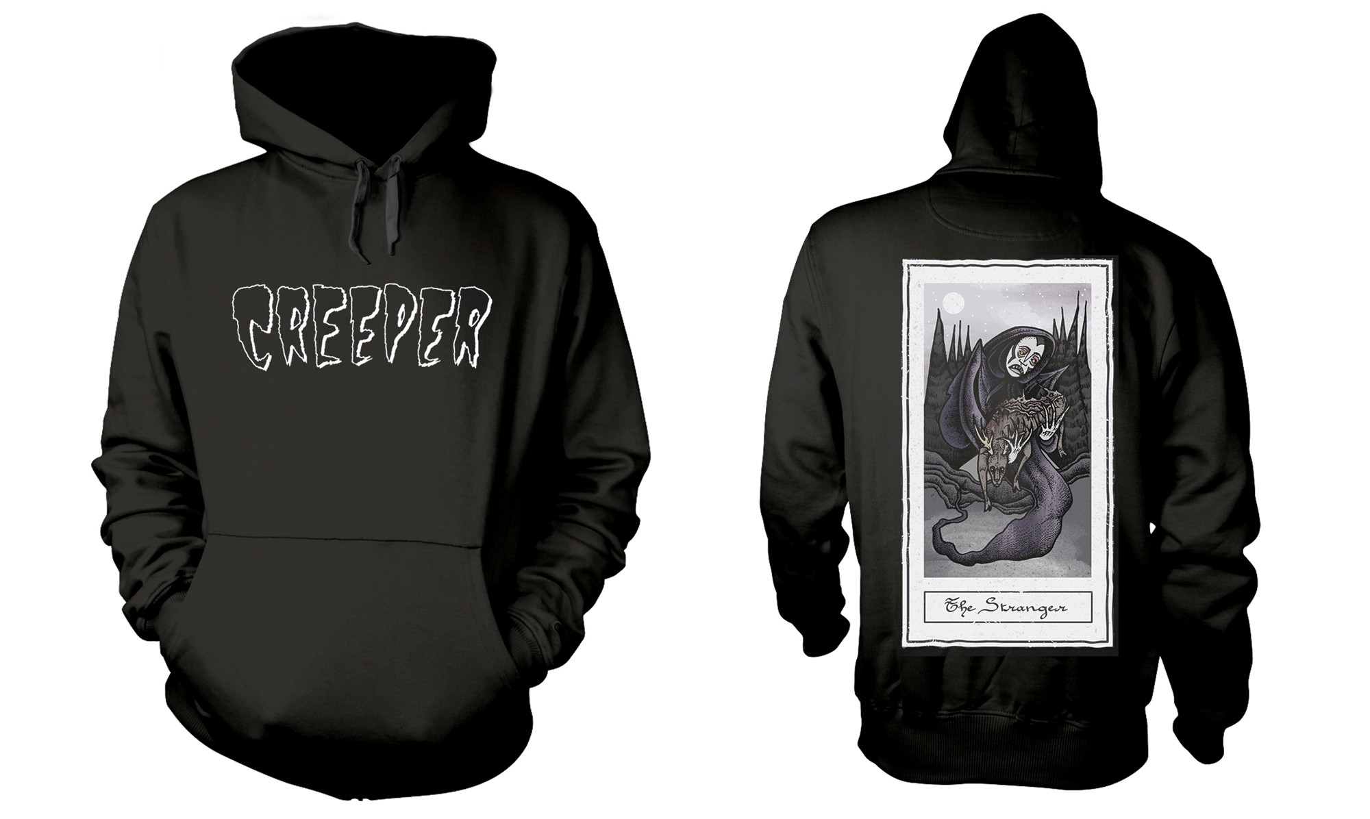 Creeper sweat Death Card Card nouveau Death Creeper nouveau qHUZwR